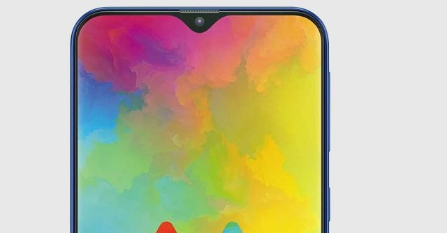 Samsung Galaxy M20 Ocean Blue 3+32GB Reviews on Amazon India 2019