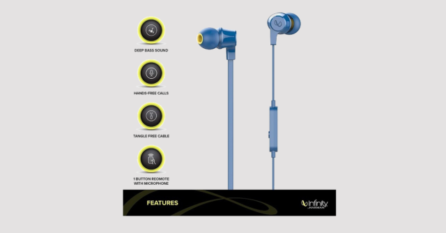 Infinity-JBL-Zip-100-in-Ear-Immersive-Bass-Tangle-Free-Flat-Cable-Headphones-with-Mic-Mystic-Blue -Best Earphones Under Rs 300 in India