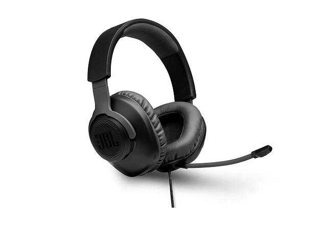 JBL Quantum 100 - Best Gaming Headphones Under 3000