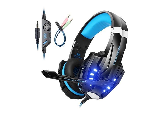 Mengshen Gaming Headset - Best Gaming Headphones Under 3000