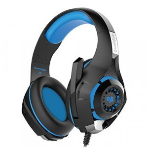 8) Cosmic Byte GS410 Headphones with Mic
