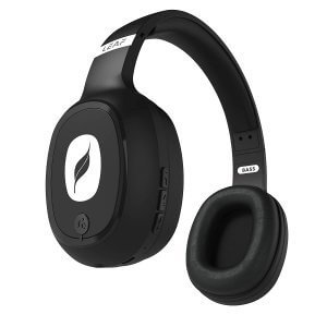 Leaf Bass Wireless Bluetooth Headphones - Best over ear headphones under 1000, 1500, 2000, 3000 & 5000 in India through Amazon