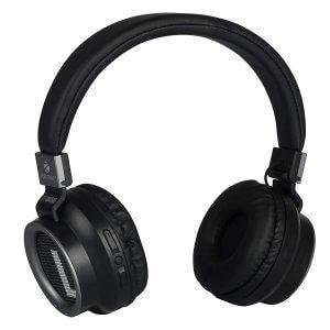 7) Zebronics Zeb-Bang Foldable Wireless BT Headphone - Best over ear headphones under 1000, 1500, 2000, 3000 & 5000 in India through Amazon